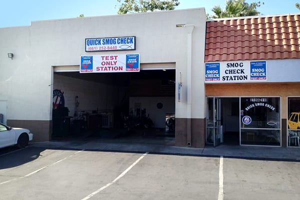quick smog check santa clarita canyon country 661-252-8440